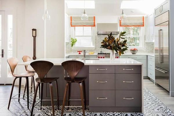 成都开放式厨房装修怎么设计?