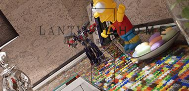 现代城装修效果图片