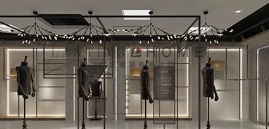 佛莱斯特商业空间装修效果图片