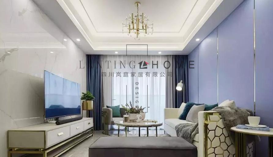 中海名城装修效果图片