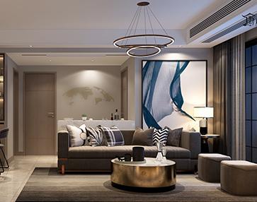 在成都80多平房装修这样设计既实用又舒适,价格感人!