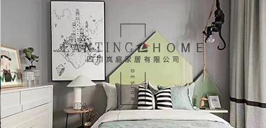 中铁西城装修效果图片