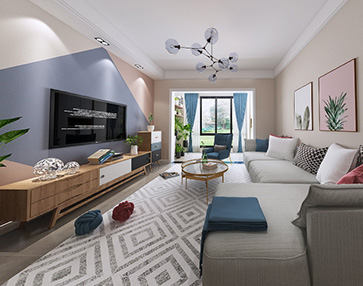 论家里装修地毯的重要作用,温馨感的提升是关键~